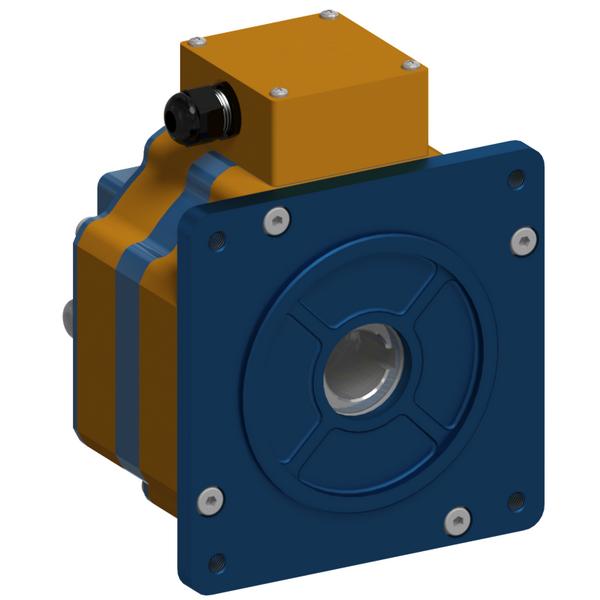 Электродвигатель iEM-0,5 HS вид 1