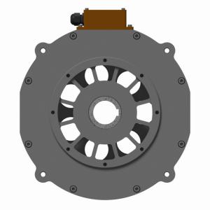 Базовый модуль iEM-I с воздушным охлаждением (вид спереди)