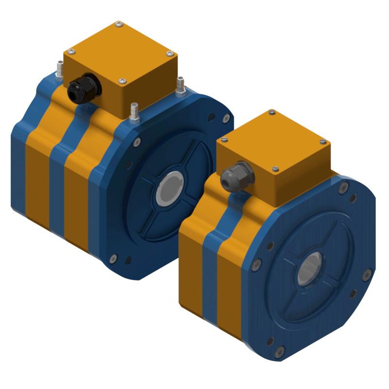 Серия электродвигателей iEM-05
