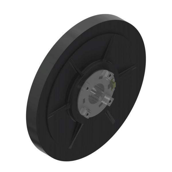 Улучшенное мотор-колесо EM-IL-ER (вид со стороны неподвижного вала)