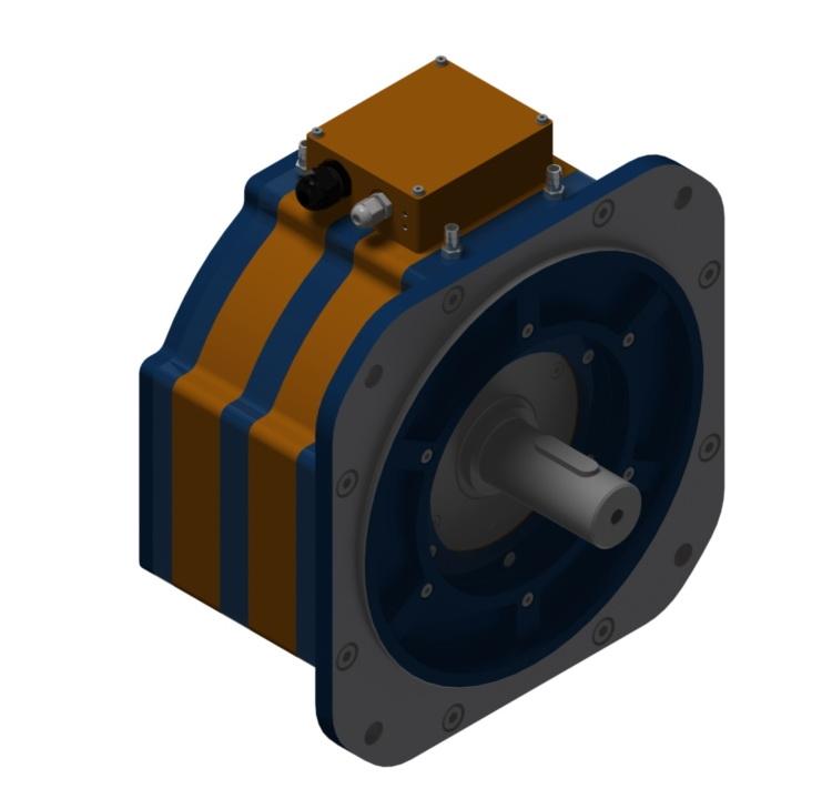 Электродвигатель iEM-Iw Mk2 с энкодером – 1