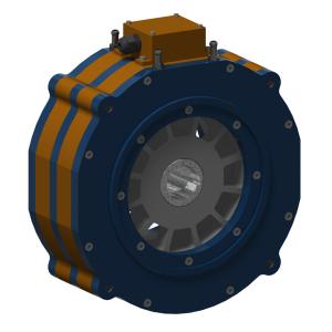 Базовый модуль iEM-Iw с принудительным жидкостным охлаждением