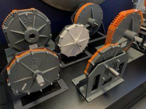 Экспозиция электрогенераторов